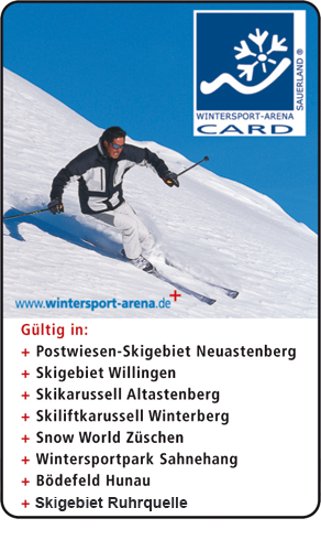 wintersport arena card